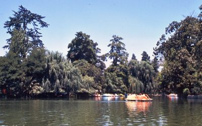 Santiago – Relaxing days in the capital of Chile