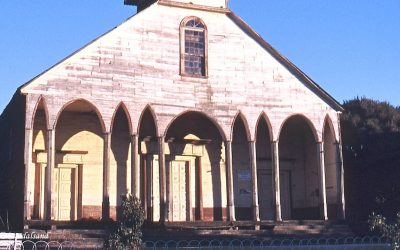 World Heritage #0971 – Churches of Chiloé