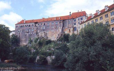 World Heritage #0617 – Historic Centre of Cesky Krumlov