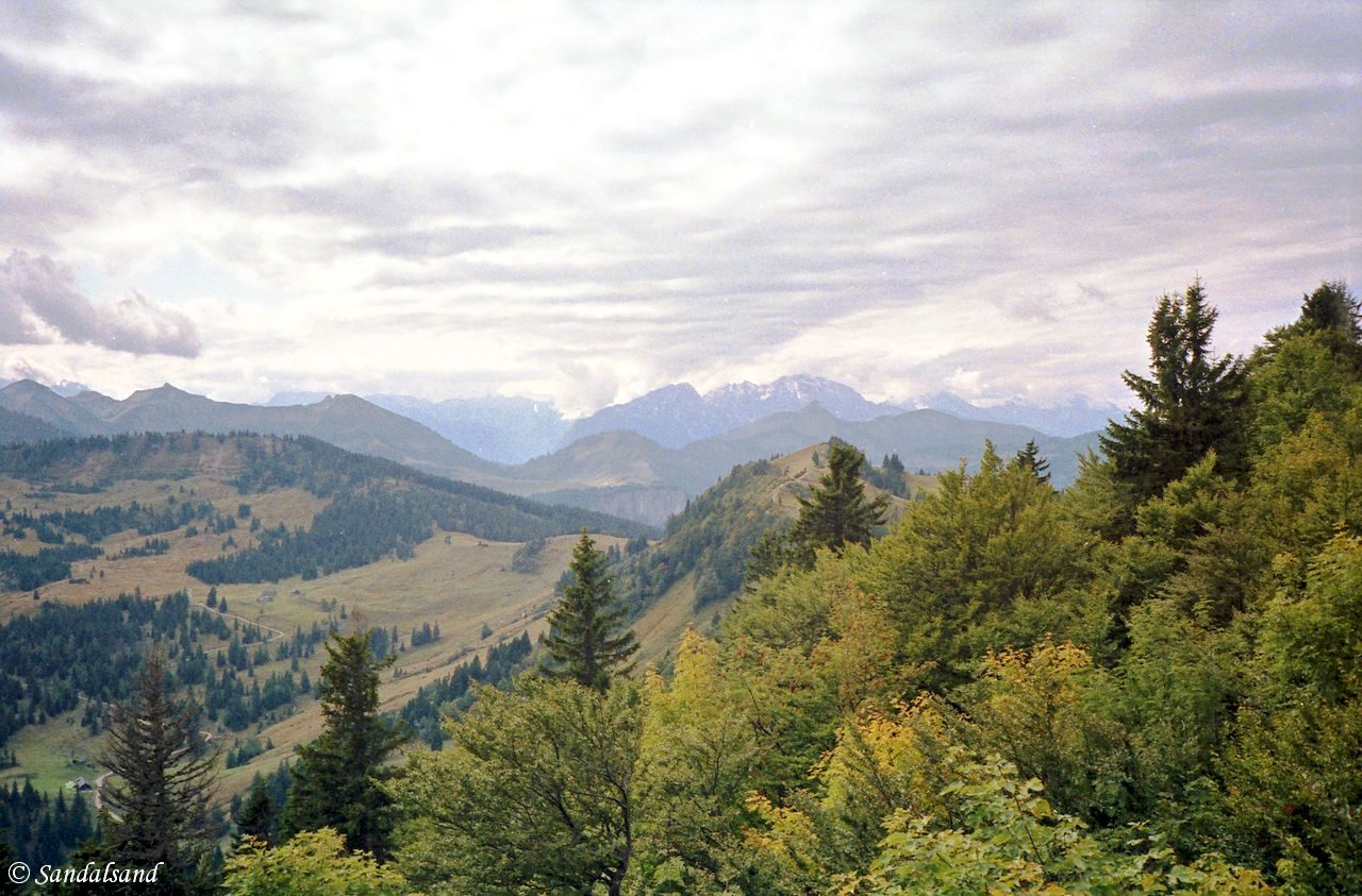 Austria - Salzkammergut - Zwölferhorn