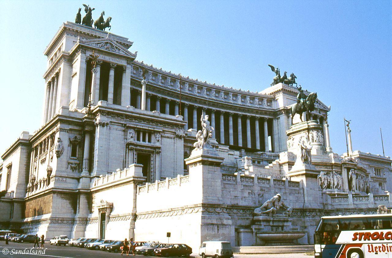 Italy - Roma - Vittoriano