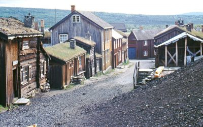 World Heritage #0055 – Røros Mining Town and the Circumference