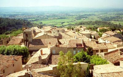 Villages and towns of Provence