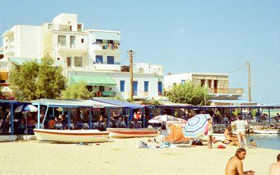Greece – The island of Naxos