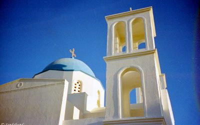 Greece – The island of Schinoussa