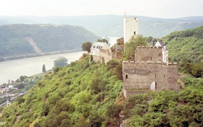 World Heritage #1066 – Upper Middle Rhine Valley