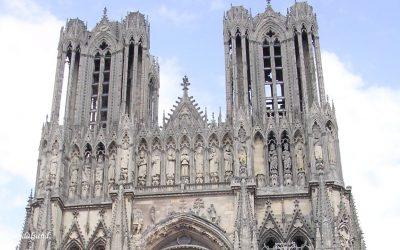 World Heritage #0601 – Reims