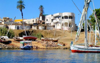 Aswan and the south