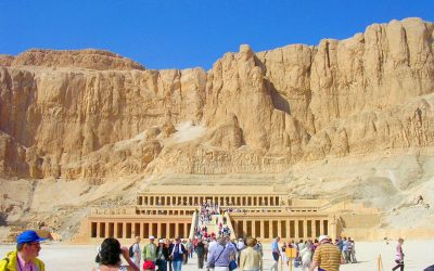 World Heritage #0087 – Ancient Thebes with its Necropolis (Luxor)
