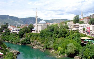 World Heritage #0946 – Old Bridge Area of the Old City of Mostar