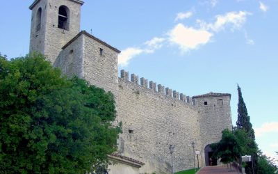World Heritage #1245 – San Marino Historic Centre and Mount Titano