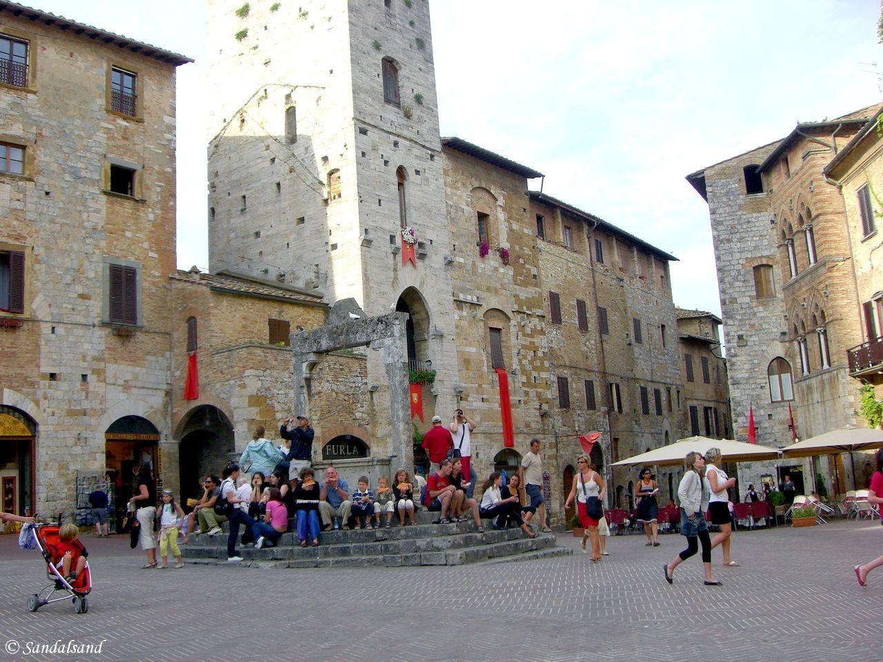 Italy - Toscana - San Gimignano