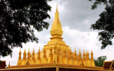 VIDEO – Laos (1) Vientiane – Pha That Luang