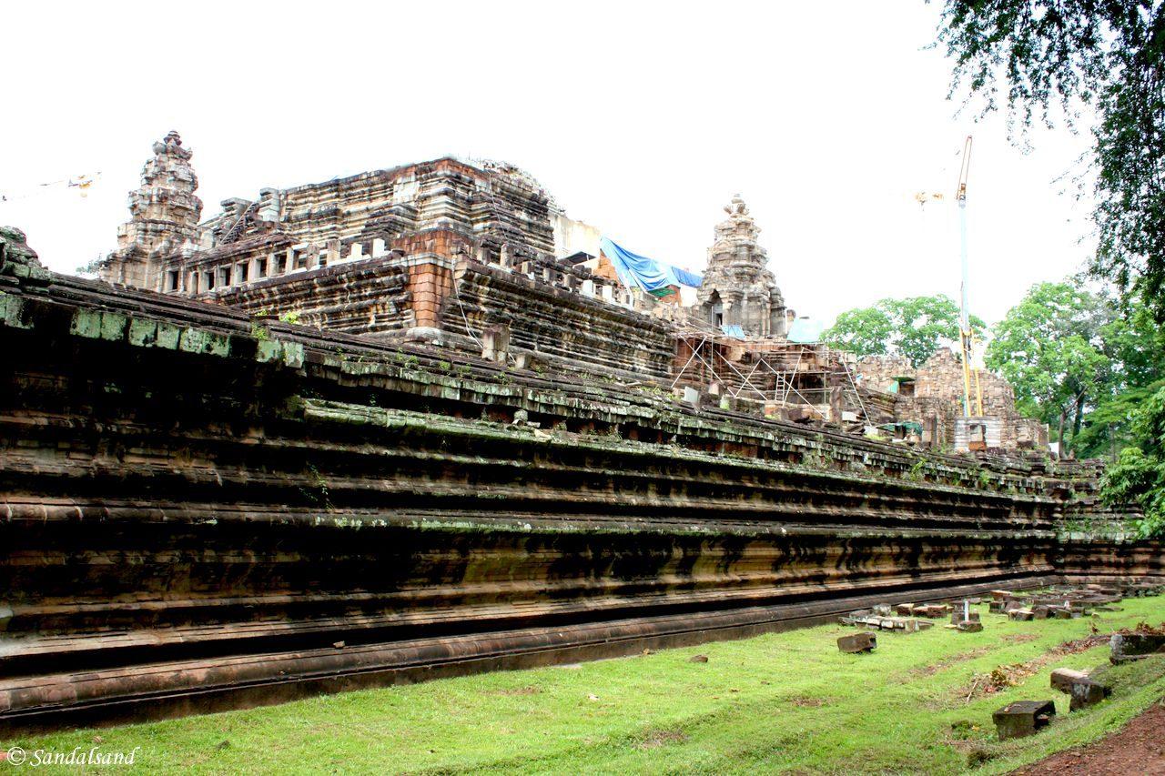 Cambodia - Angkor - Baphuon