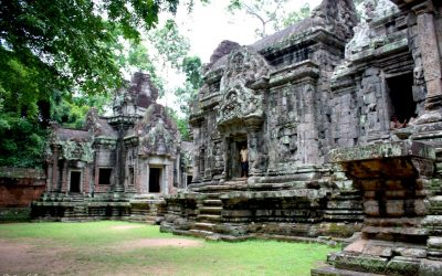 VIDEO – Cambodia – 3 days in Angkor (2)