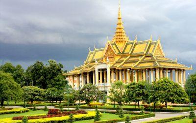 VIDEO – Cambodia (1) Phnom Penh – Royal Palace
