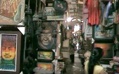 VIDEO – Cambodia (2) Phnom Penh – Markets