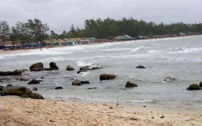 A visit to Sihanoukville, Cambodia's seaside resort during the rainy season