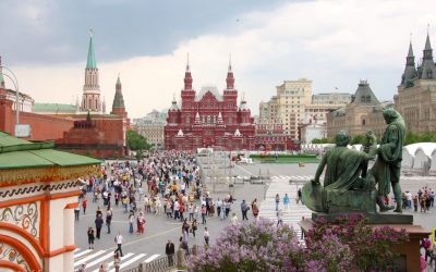 VIDEO – Russia – Moscow – Red Square