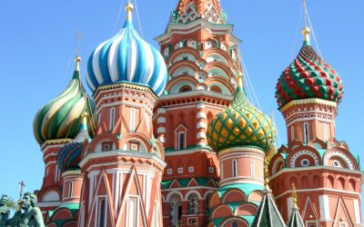 VIDEO – Russia – Moscow – St Basil's Cathedral