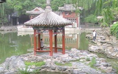 VIDEO – China – Beijing (1) Ritan Park