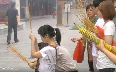 VIDEO – China – Beijing (2) Yonghe Lama Temple