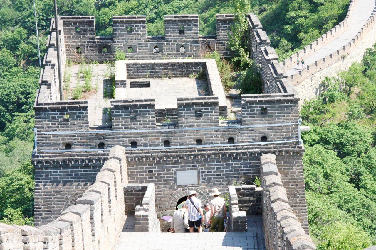China - The Great Wall at Mutianyu