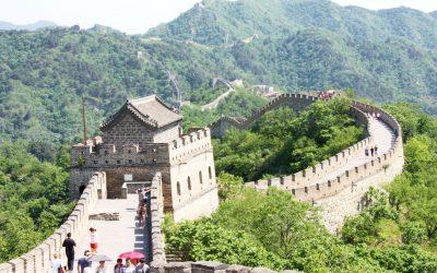 VIDEO – China – Beijing (4) Great Wall at Mutianyu