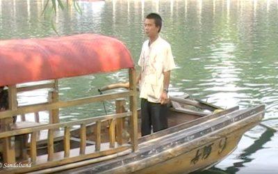 VIDEO – China – Beijing (6) Qianhai Lake