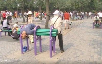 VIDEO – China – Beijing (8) Temple of Heaven Park