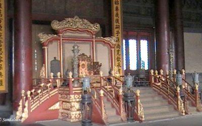VIDEO – China – Beijing (11) Forbidden City
