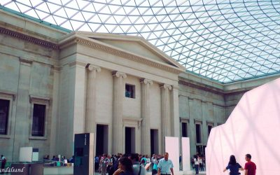 The British Museum and Highgate Cemetery – a surprisingly good combination