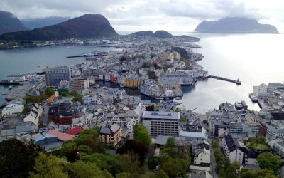 Norway – The Art Nouveau town of Ålesund
