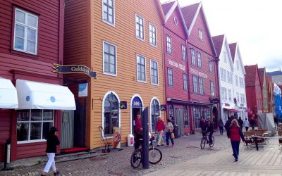 World Heritage #0059 – Bryggen (Bergen)