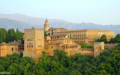 World Heritage #0314 – Alhambra, Generalife and Albayzín, Granada