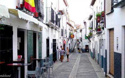 VIDEO – Spain – Granada – Albaícin