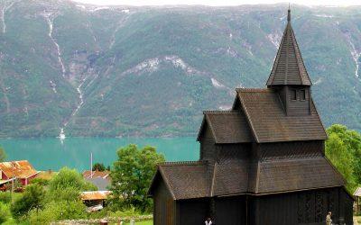 World Heritage #0058 – Urnes Stave Church