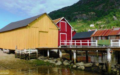 Western Norway Road Trip (3) Solvorn