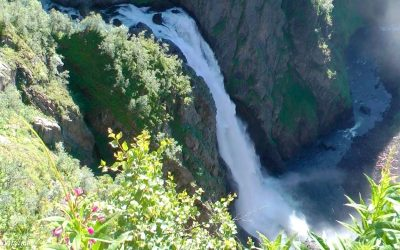 This Week in Nature: 4 Dramatic waterfalls