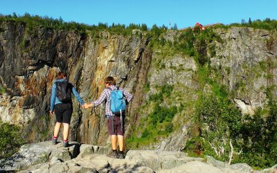Western Norway Road Trip (5) Vøringsfossen and Hardanger
