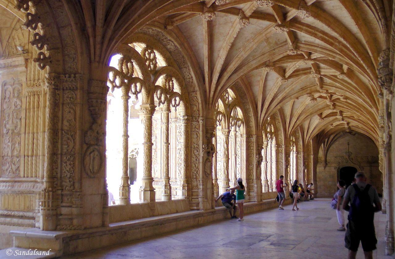 Portugal - Lisboa - Mosteiro dos Jerónimos
