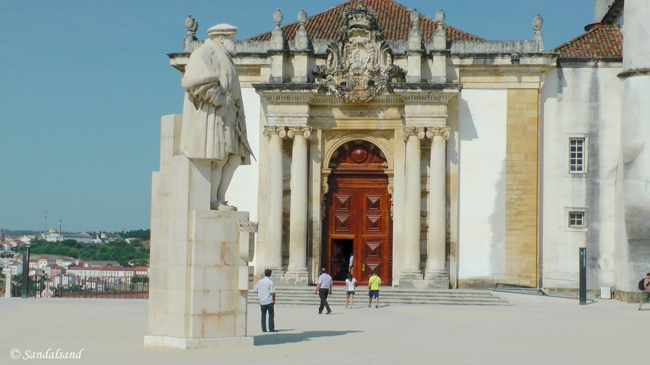 Portugal - Universidade de Coimbra