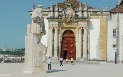 World Heritage #1387 – University of Coimbra – Alta and Sofia