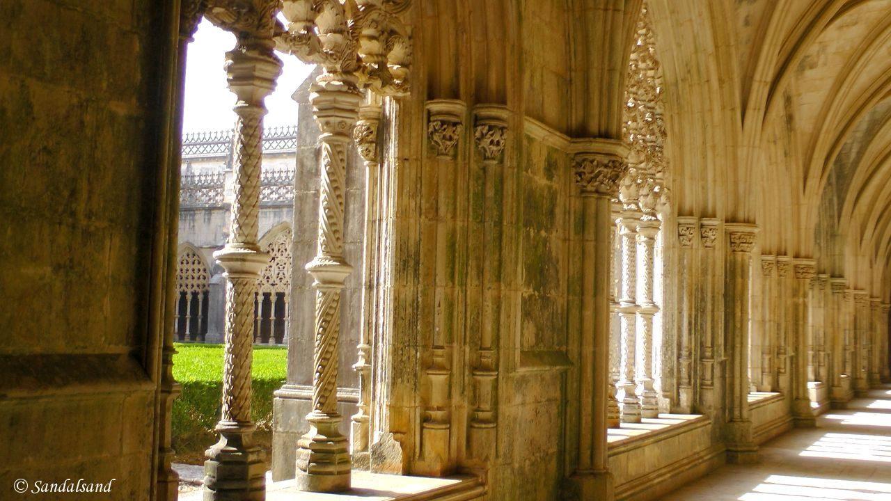 Portugal - Mosteiro da Batalha