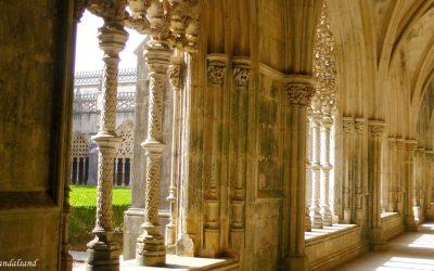 World Heritage #0264 – Monastery of Batalha