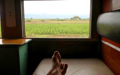 VIDEO – Myanmar – The Night Train to Mandalay