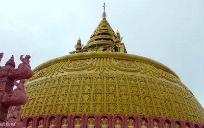 Amarapura, Sagaing Hill, Inwa and U Bein