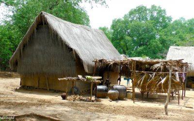 VIDEO – Myanmar – Village near Bagan