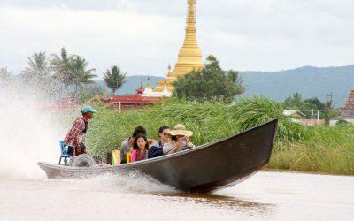 VIDEO – Myanmar – Inle Lake
