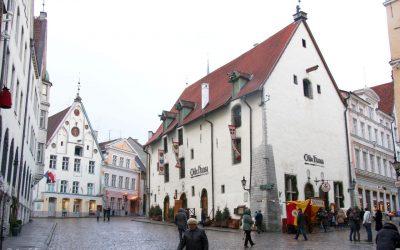 World Heritage #0822 – Historic Centre (Old Town) of Tallinn